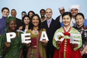 A new civic movement made up of peace-driven individuals who recognize the same humanity in all peoples, and are passionate about bridging the gap between different races, ethnicities, religions, political views, genders, generations and nationalities, in order to increase respect, tolerance, acceptance, understanding and harmony in the world.