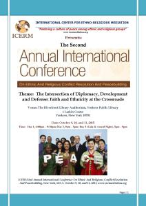 2015 ICERM 2nd Annual International Conference On Ethnic And Religious Conflict Resolution and Peacebuilding-page-001